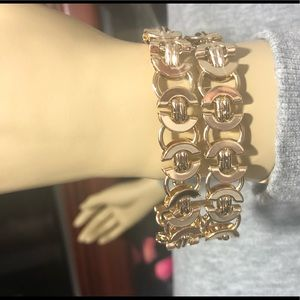 Gold link bracelet - White House Black Market